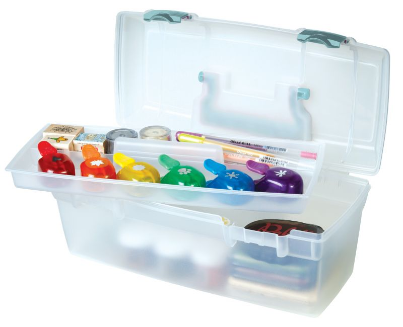 Crafts Storage Containers Excellent Small Storage  sc 1 st  Listitdallas & Plastic Craft Storage Containers - Listitdallas