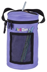 Mini Yarn Drum, Knitting And Crochet Tote Bag -Periwinkle, 6832AG