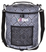 Yarn Drum, Knitting And Crochet Tote Bag - Gray Print, 6804SA - 6804SA