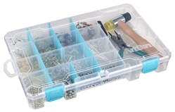 Zerust Anti-Tarnish Medium 4 Compartment Box-6944AG