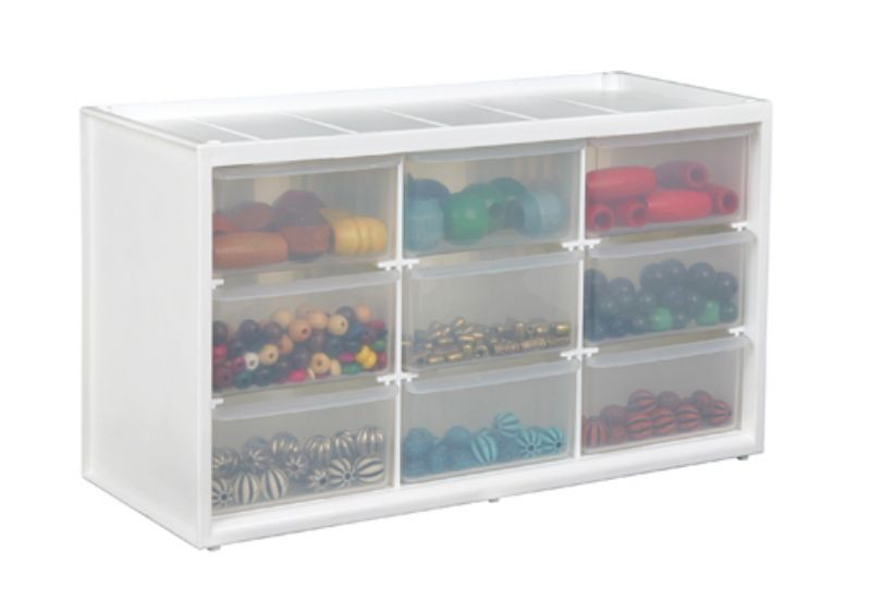 Store In Drawer Cabinet, 6809PC 6809PC, artbin, store in drawer, store n drawer, drawers, cabinet, plastic, storage drawers,  plastic drawers