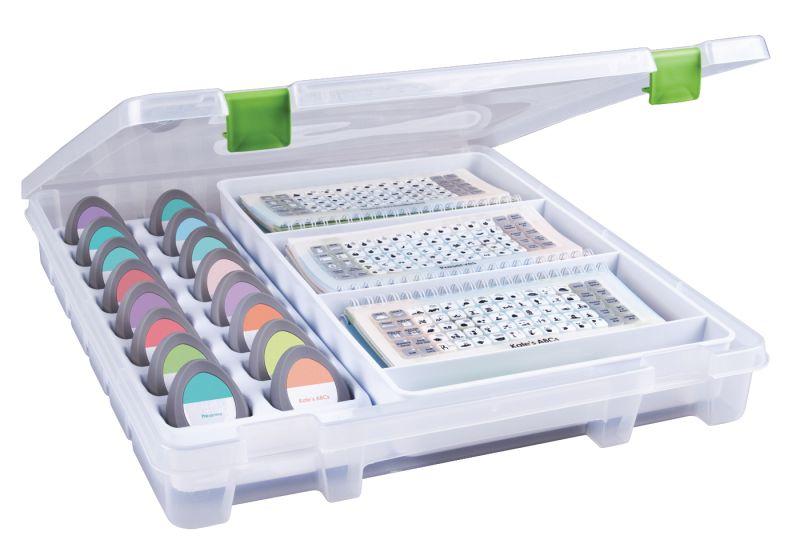 Super Satchel Electronic Cartridge Storage Box, 6945AB   6945AB ...